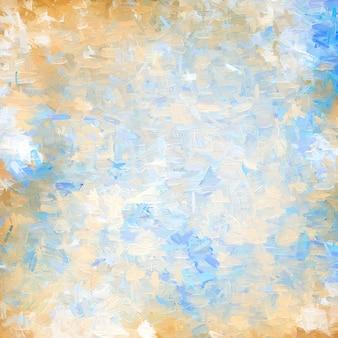 Style grunge fond de coups de peinture à l'huile