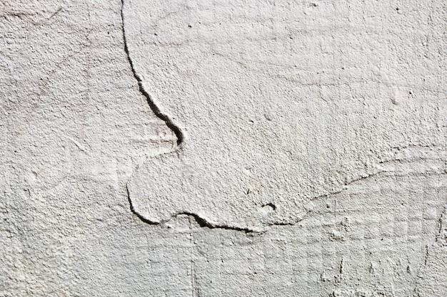 Style de mur et de texture en plâtre pierre. frottis sur un mur de béton
