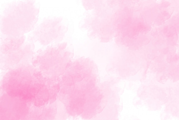 Style splash aquarelle abstrait rose pour toile de fond, décoration de cartes de saint valentin
