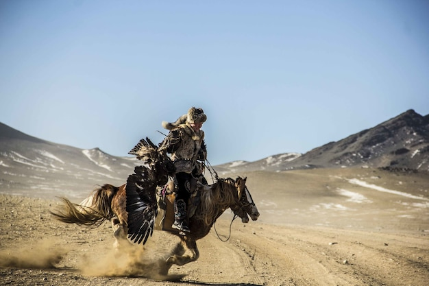 Style de vie des nomades