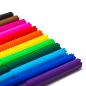Stylo magique de couleur