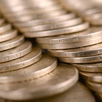 Succès financier fond argent ukrainien pour les concepts de la vie riche