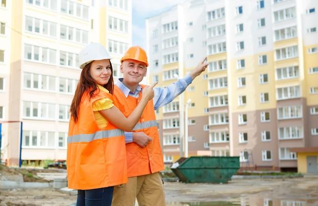 Succès des ouvriers du bâtiment contre les maisons