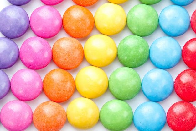 Sucré multicolore