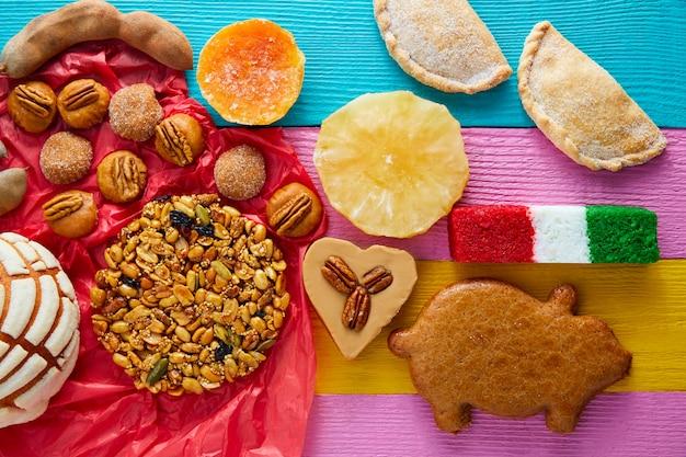 Sucreries et pâtisseries mexicaines cajeta tamarindo