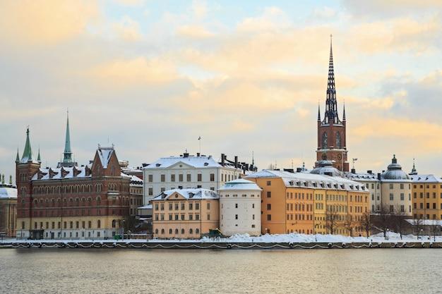 Suède ville de stockholm