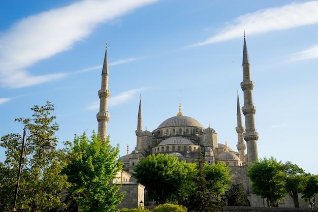 Sultan ahmed, mosquée bleue, istanbul, turquie