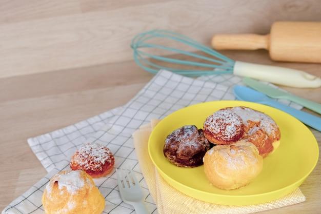 Summer party recette boulangerie à la maison.