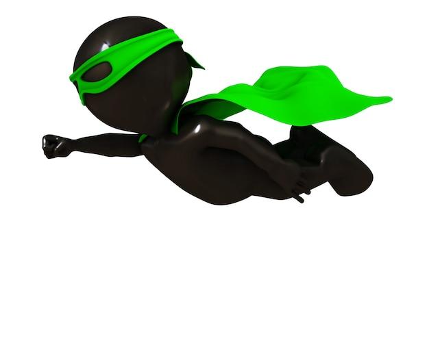 Superheroe volant