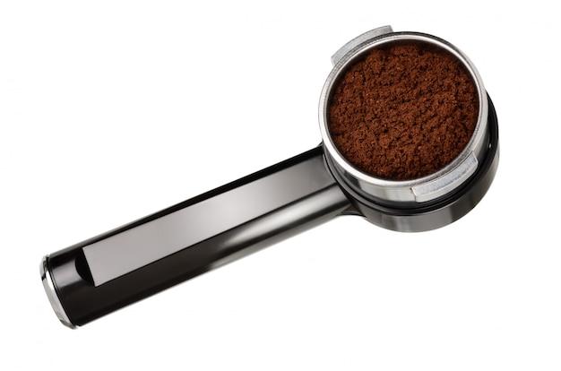 Support pour machine à café expresso
