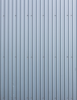 Surfac métallique avec fond de texture de rayures verticales
