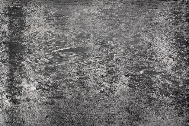 Surface abstraite grise avec une texture rugueuse
