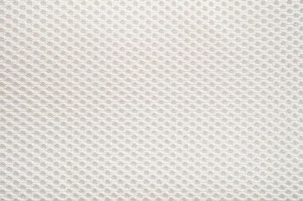 Surface agrandi à l'intérieur du fond texturé de la couche de tissu
