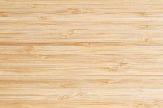 Surface en bambou fusionne pour le fond