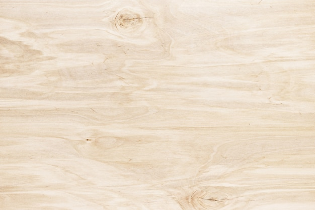 Surface en bois clair