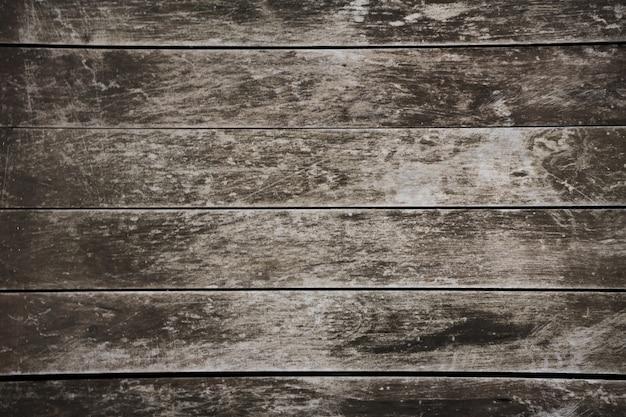 Surface en bois patiné rustique