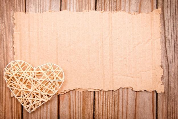 Surface de cadre d'amour de vacances de la saint-valentin heureux