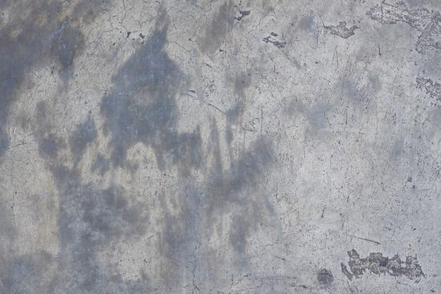 Surface de ciment grise pour le fond, textures de mur en béton.