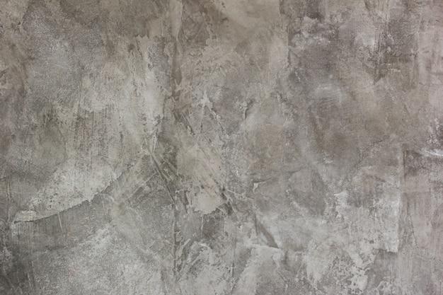 Surface de ciment en niveaux de gris.