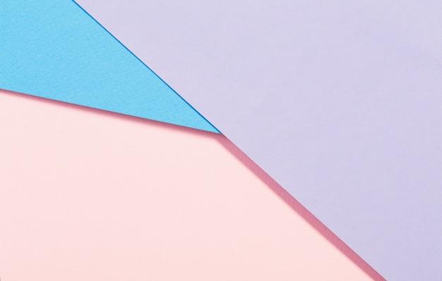 Surface de couleur papier pastel
