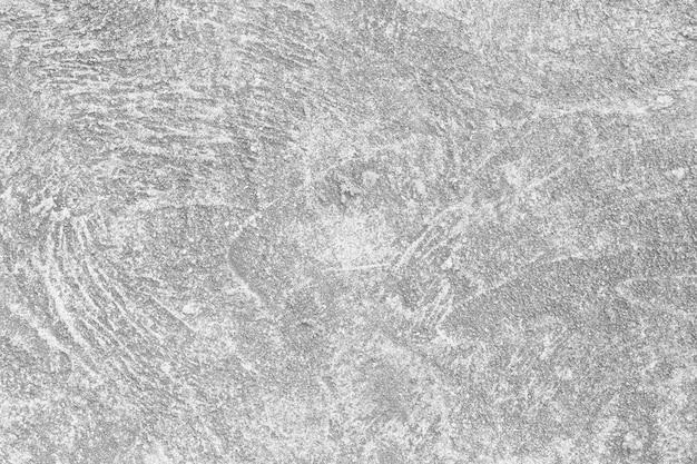 Surface du fond de texture de route en béton blanc.