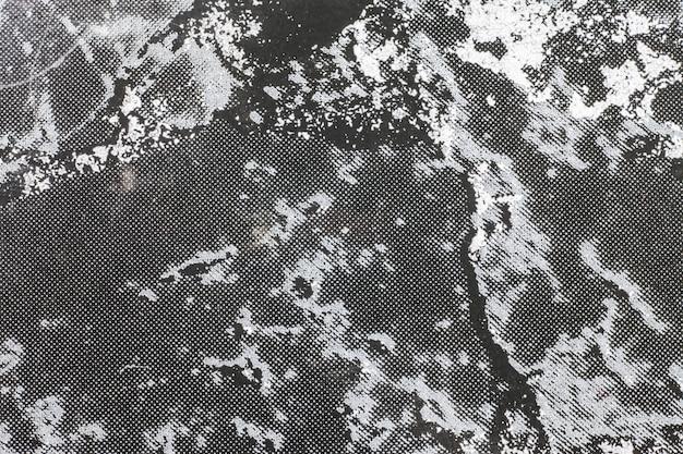 Surface du marbre avec une teinte noire