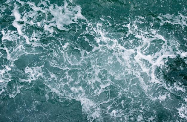 La surface de l'eau