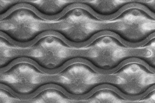 Surface grise abstraite laïque plate