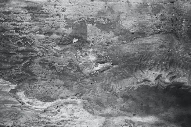 Surface grise du fond de texture de pierre ancienne en marbre.