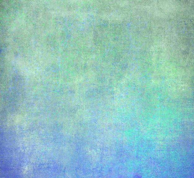 Surface grunge abstraite bleue
