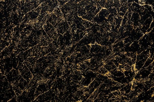 Surface marbrée noire