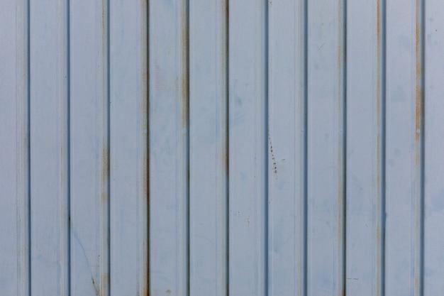 Surface en métal rouillé avec des lignes