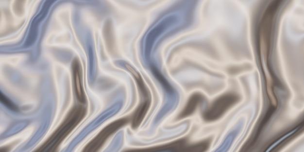 Surface métallique tôle d'acier froissée encoches de tôle galvanisée illustration 3d
