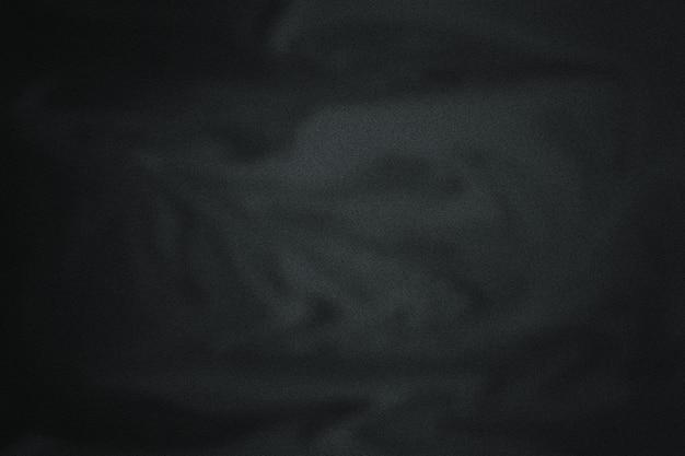 Surface noire abstraite
