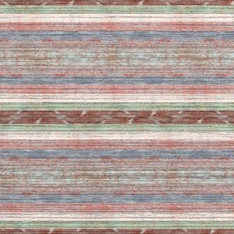 Surface peinte à rayures horizontales