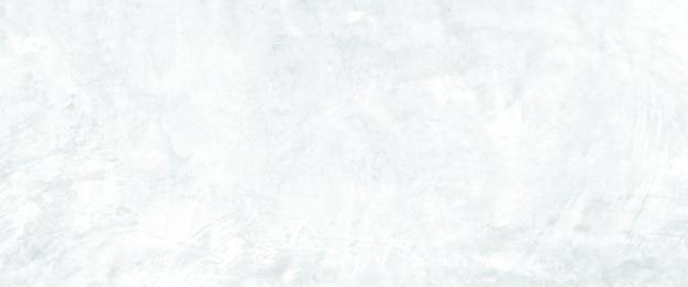 Surface en pierre de béton blanc