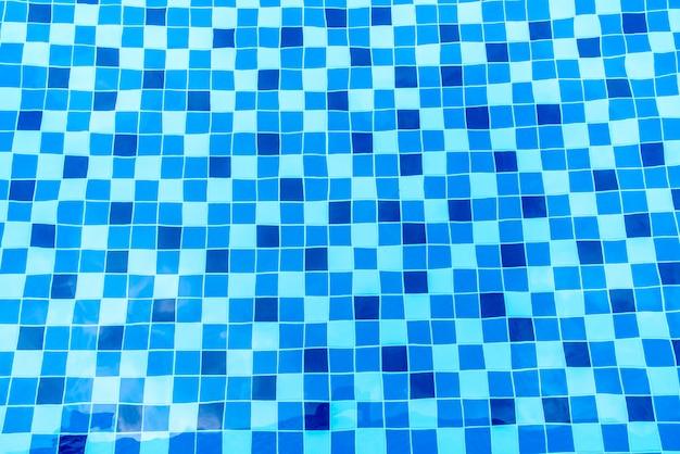 Surface de la piscine