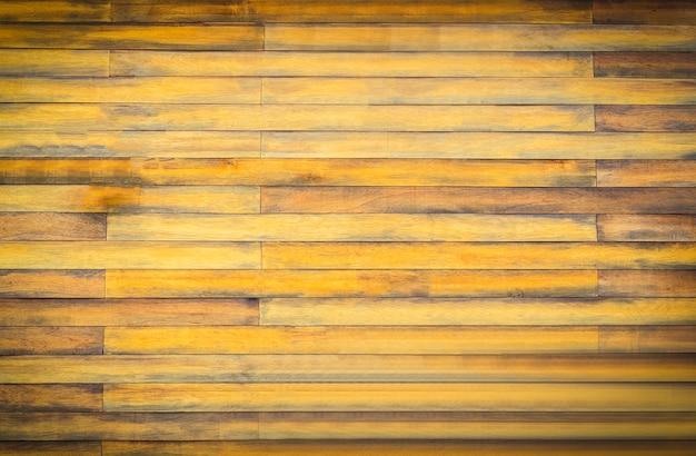 Surface de la planche de bois marron