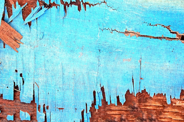 Surface de planche composite peinte avec une couleur résistante à la corrosion.