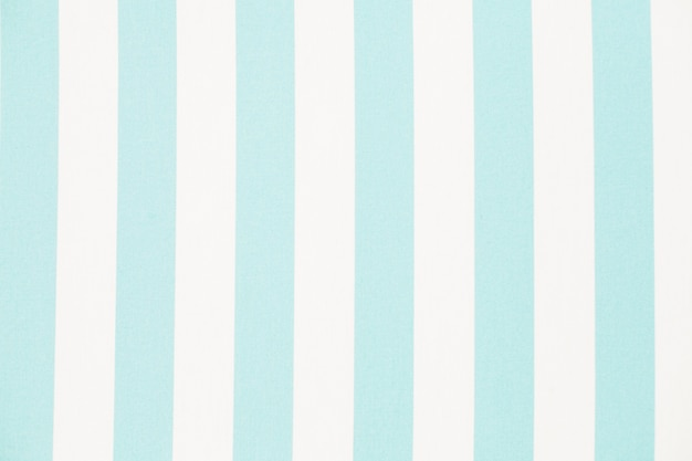 Surface de rayures blanches et bleues