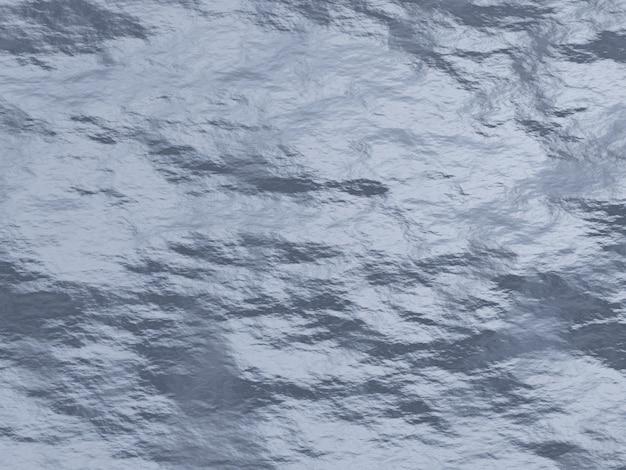 Surface de roche massive grise de rendu 3d. fond de stonewall.