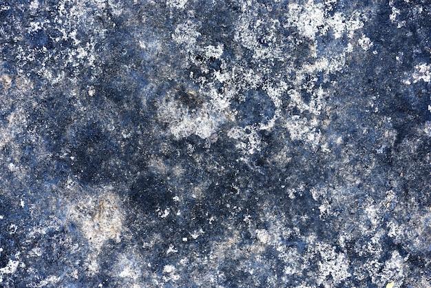 Surface sale vieux grunge texture en métal brossé abstrait industriel