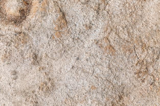 Surface sèche du sol. contexte.