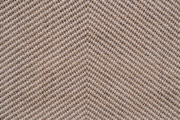 Surface de tapis en sisal naturel, fond de texture