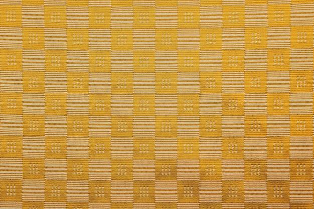 Surface de tapis de style péruvien africain coloré se bouchent.