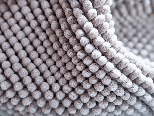 Surface de texture abstraite polyester nano