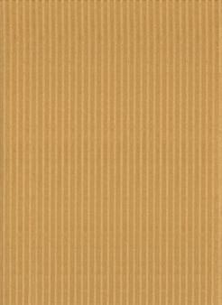 Surface de texture en carton ondulé