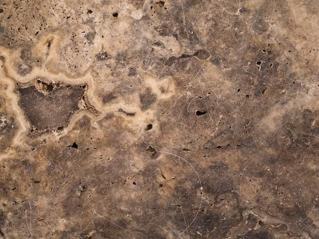 Surface de texture en céramique close-up