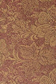 Surface de texture lisse vue de dessus