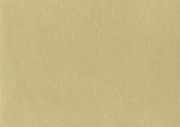 Surface de texture de papier recyclé japonais naturel